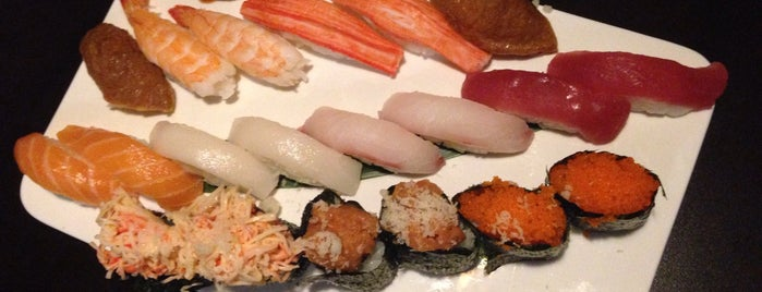 Sushi Masa Hibachi and Grill is one of Bryantさんのお気に入りスポット.