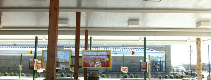 SONIC Drive In is one of Dallas.