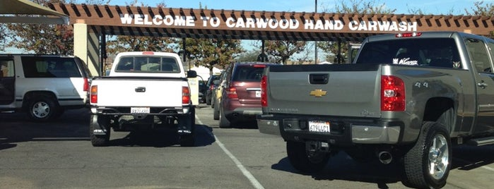 Carwood Hand Car Wash is one of Malloweeさんの保存済みスポット.