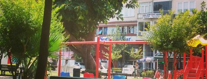 Aydın Kanza Parkı is one of สถานที่ที่ Erman ถูกใจ.