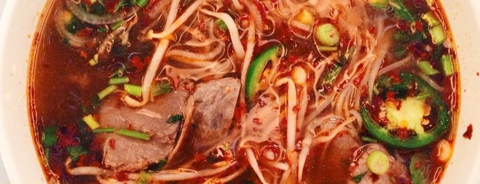 Ngon Vietnamese Bistro is one of Trending Now: America's Best Pho.