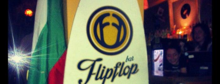 FlipFlop Bar is one of Bar Crawling Sofia.