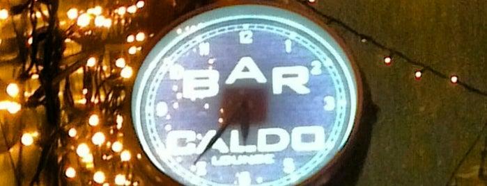 Bar Caldo is one of Bars.