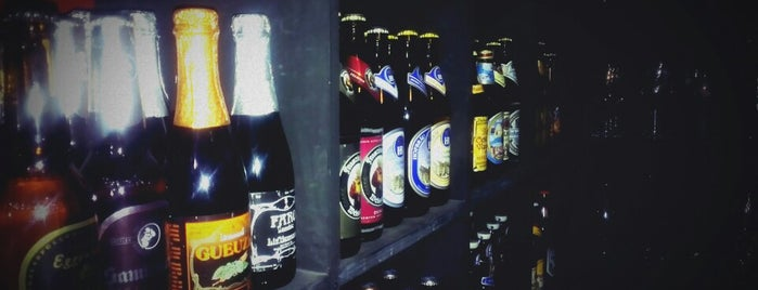 The Beer Box is one of Locais salvos de karla.