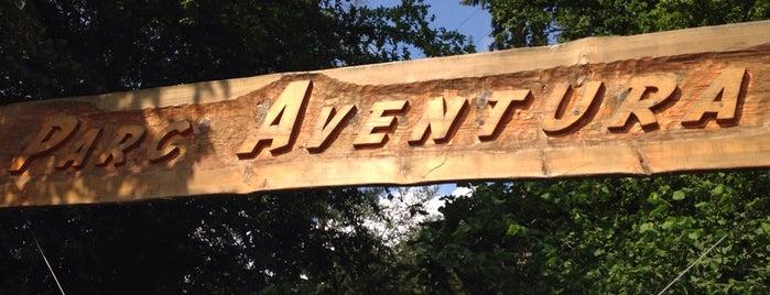 Parc Aventura is one of Lugares favoritos de Matei.