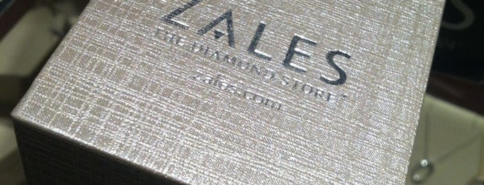 Zales Jewelers is one of Locais curtidos por Jason.