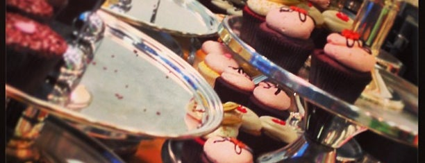 Georgetown Cupcake is one of Best new restaurants 2012.