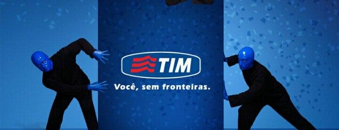 TIM Brasil is one of badger.