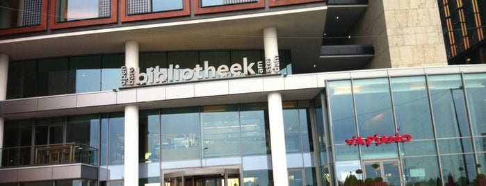 Public Library is one of Amsterdam.