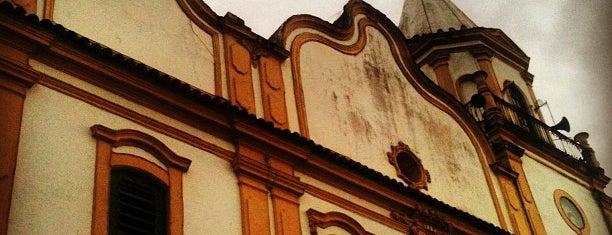 Centro Histórico de Santana de Parnaíba is one of Elcio : понравившиеся места.