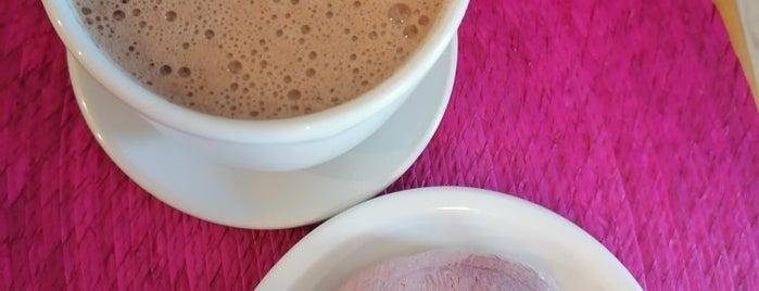 Cacao y Cocoa is one of Cafe de especialidad.