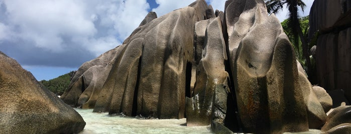 Grand Anse is one of Places to Visit: Seychelles.
