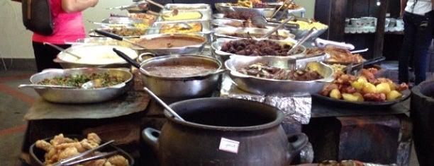 Restaurante Vó Melica is one of Onde ir em Gyn.