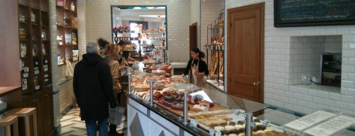 Gontran Cherrier is one of Paris: Desserts and Bakery.