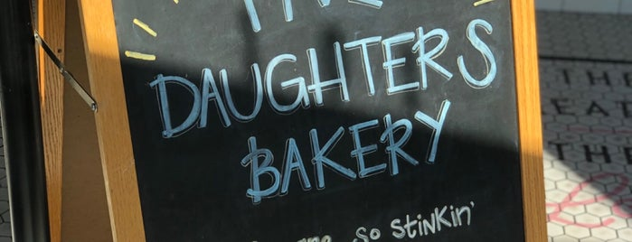 Five Daughters Bakery is one of Nashville To-Do.