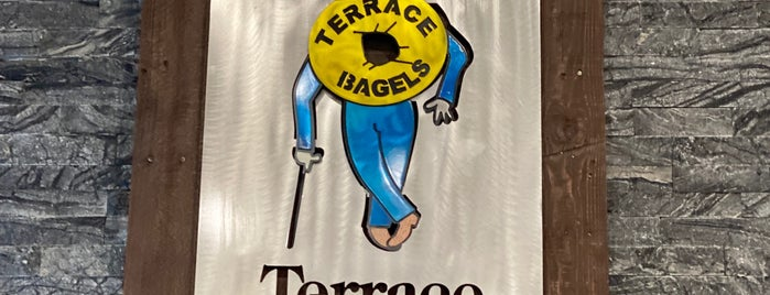 Terrace Bagels and Cafe is one of Freehold.