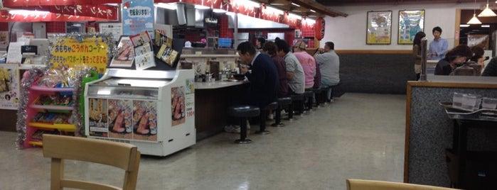 ラーメン横綱 一宮店 is one of 拉麺マップ.