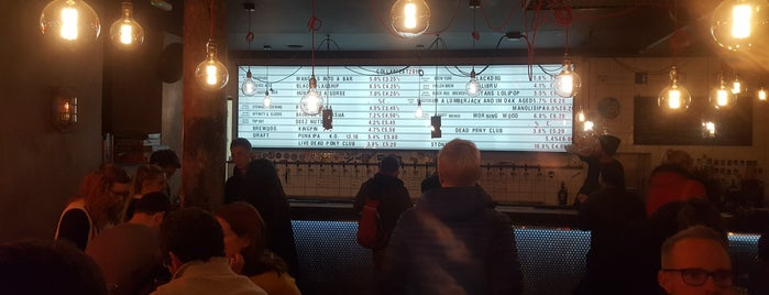 BrewDog Soho is one of Guillaumeさんのお気に入りスポット.