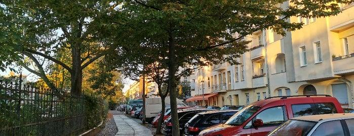 Prenzlauer Berg is one of Berlin.