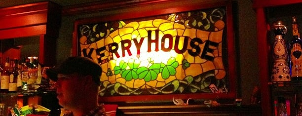 Kerry House is one of Oakland Bars.