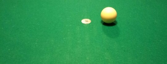Park Billiards is one of Brownstone Living NYC's Saved Places.