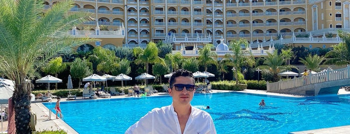 Royal Seginus Hotel is one of Gidilebilecek Güzel Yerler.