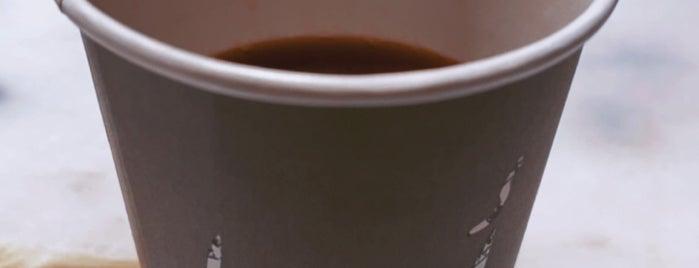 18 Grams Cafe is one of Queen'in Kaydettiği Mekanlar.