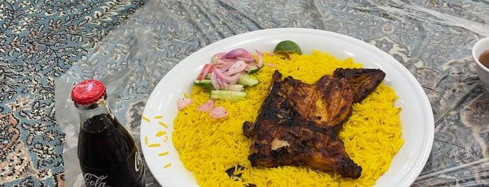 مطعم الشيف البخاري is one of Riyadh Food.