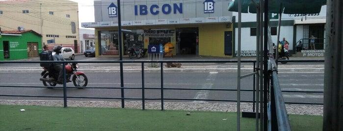 IB CONSTRUÇOES is one of Edgar'ın Beğendiği Mekanlar.