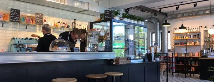 Rösterei Kaffee und Bar is one of bern.