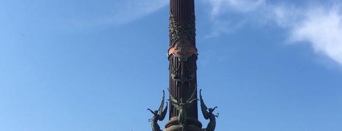 Plaza De Colon Barcelona is one of Barcelona.