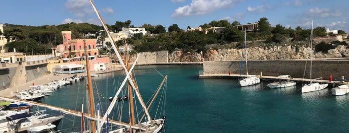 Tricase porto is one of Locais curtidos por Mik.