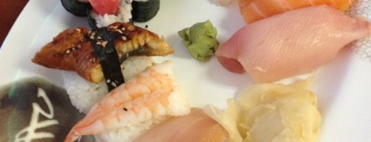 Sushi Kata is one of PDX Eats.