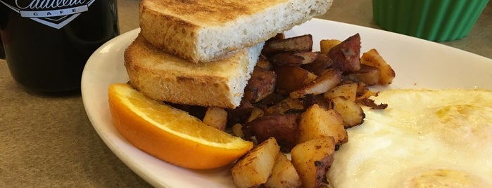 Cadillac Cafe is one of PDX Breakfast Spots.