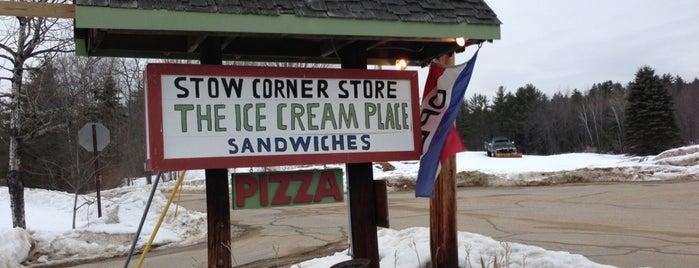 Stow Corner Store is one of Dana 님이 저장한 장소.