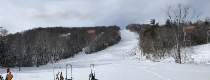 Mt. Abram Ski Resort is one of Locais curtidos por Allie.