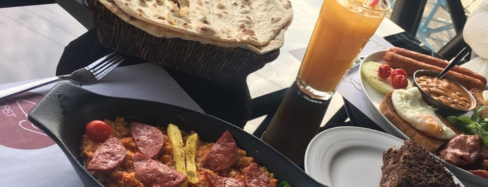 Roast Restaurant | رستوران رُست is one of Favorites.