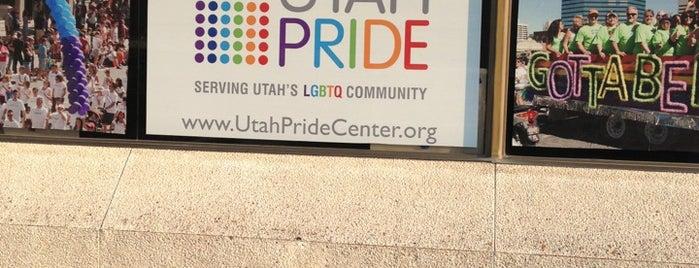 Utah Pride Center is one of Favorites.