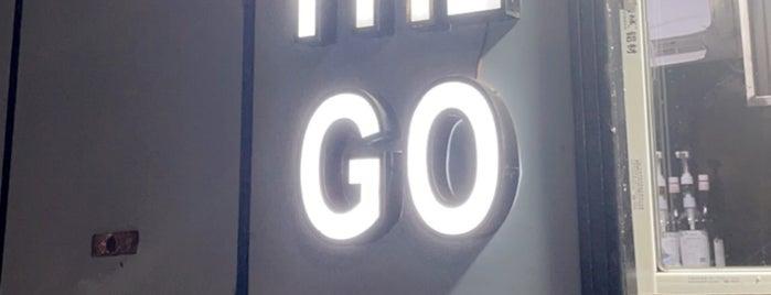 On The Go is one of ME : понравившиеся места.