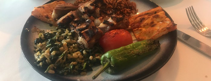 Seraf Restaurant is one of Istanbul.