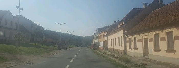 Moravské Knínice is one of Davidさんのお気に入りスポット.