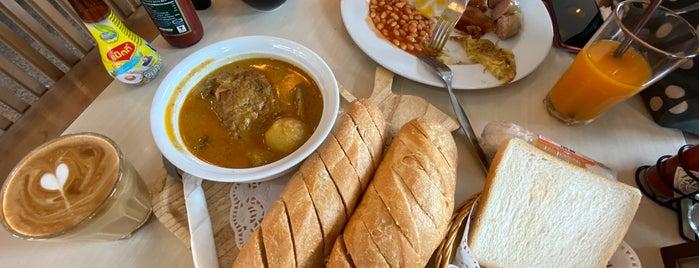 Love Bread is one of Locais curtidos por James.