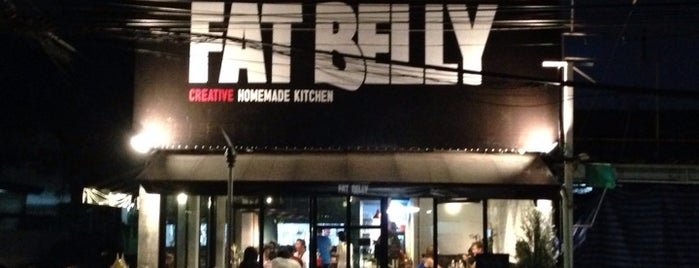 Fat Belly : Creative Homemade Kitchen is one of 03_ตามรอย.