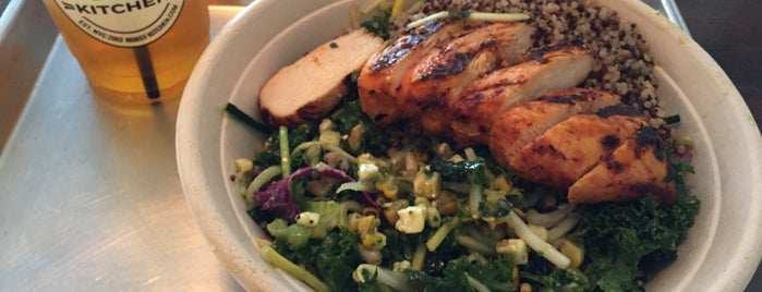 Roast Kitchen is one of NYC's Midtown Lunch.