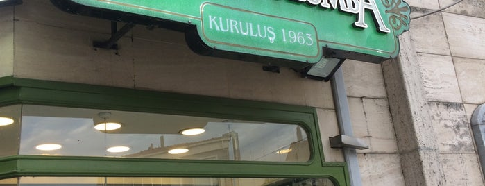 Rumeli Tulumba is one of Gül'un Kaydettiği Mekanlar.