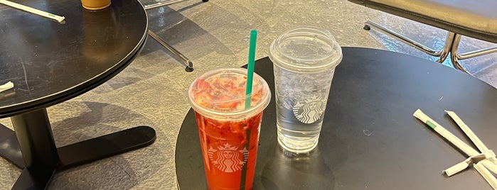 Starbucks is one of Once a Californian, always a Californian!.
