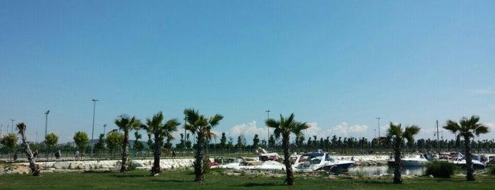 İdealtepe Marina is one of Posti che sono piaciuti a Deniz.