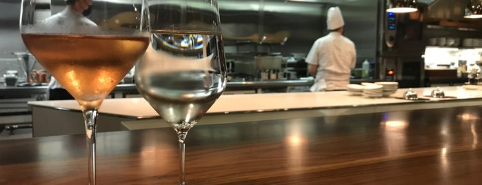 Chef's Table At Brooklyn Fare is one of Michelin guide 2017 |NYC.