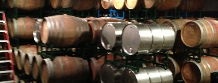 Brooklyn Winery is one of NYC Distillery, Winery, and Brewery Tours.