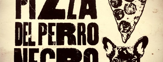 Pizza del Perro Negro is one of Mexico City.